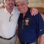 Jim Simpson & Frank Pompon