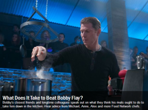 Food Network's Beat Bobby Flay